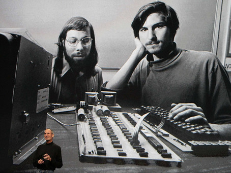 69.  Apple - How Amateurs built Most Valuable Company on the Plant