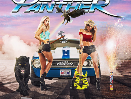 "Steel Panther ""Heavy Metal Rules"""