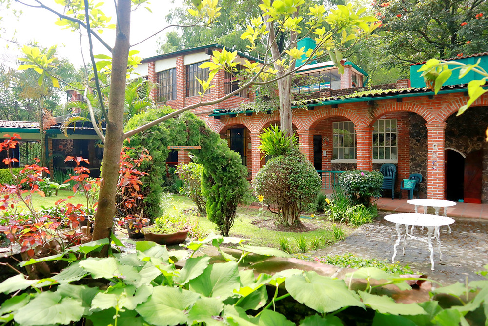 Jardin de eventos y Boda Tepoztlán