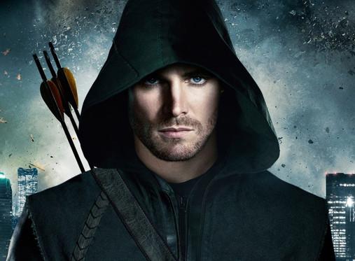 Dizi Önerisi - Arrow