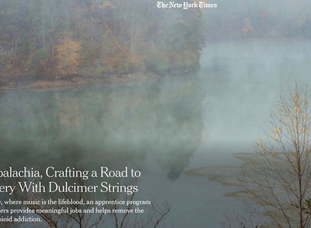 Artisan Center Featured in New York Times!