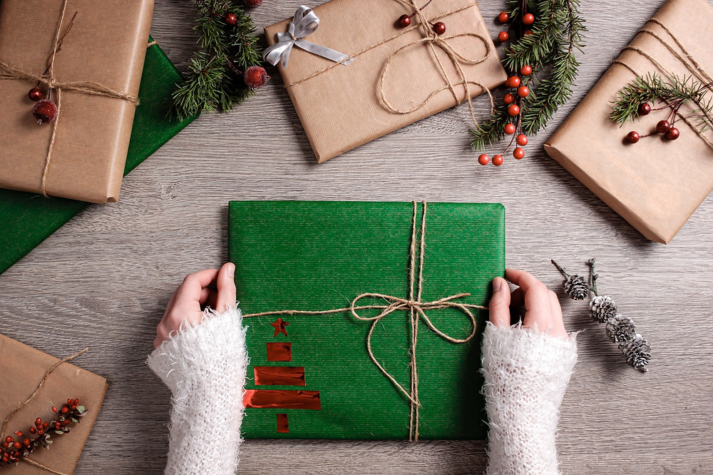 Online gifts for Christmas