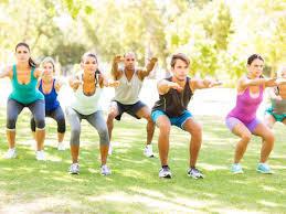 Wednesday, Free Outdoor Fitness