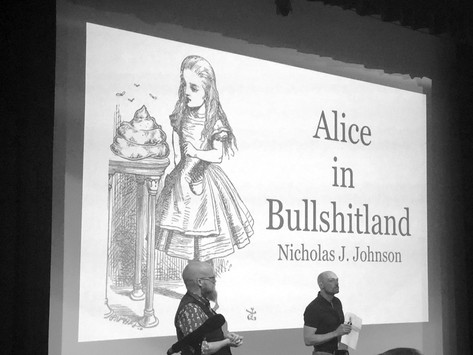 Talking Bullshit at Skepticon 2019