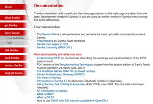 Samba Installation on OEL (Oracle Enterprise Linux