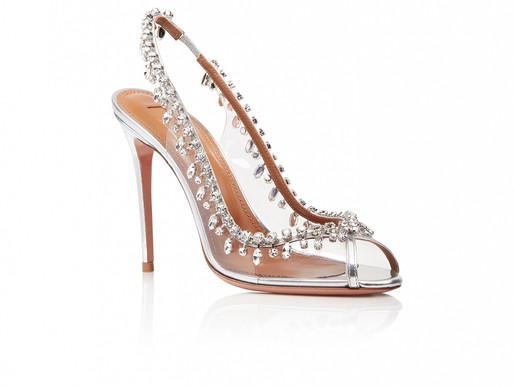 حذاء العروس... اختاريه بعناية