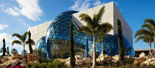 Art and About: Over the Bridge - The Dali Museum