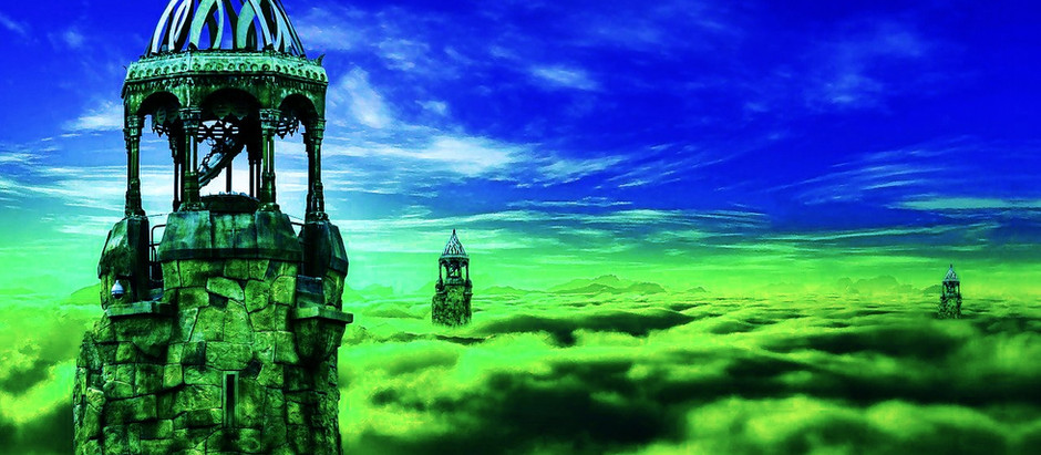 THE SACRED CITY OF SHAMBALLA