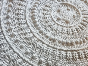 How to Crochet the North Star Blanket