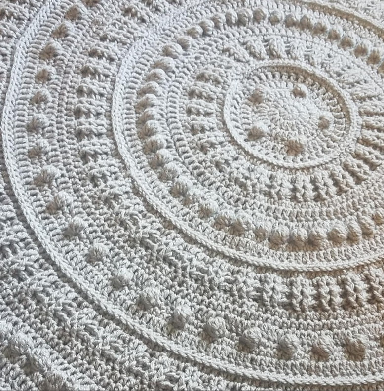 How to crochet North Star Blanket