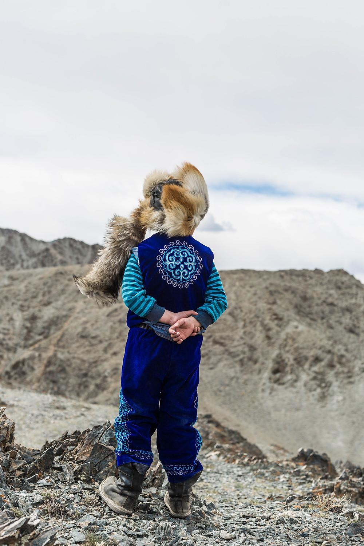 Mongol , petit garçon , Mongolie
