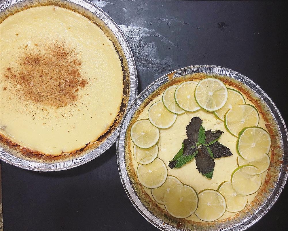 Ricotta Cheesecake Recipe using Valley Shepherd Creamery