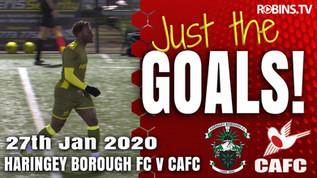 Just the Goals - Haringey Borough