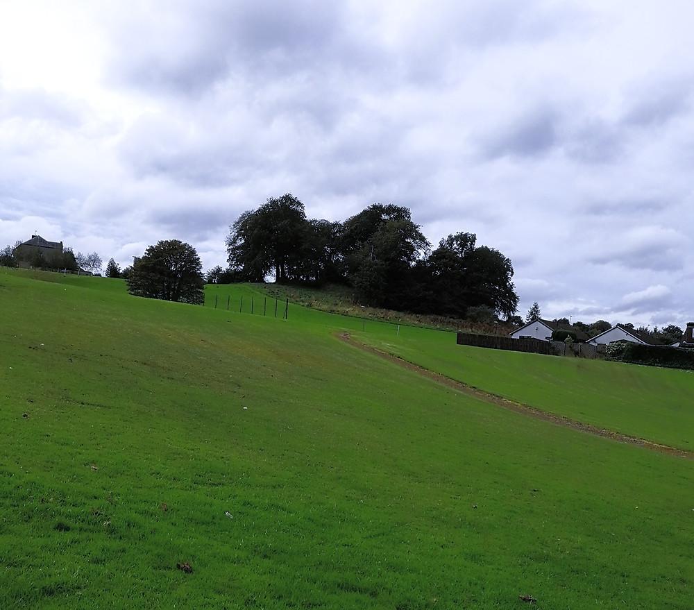 Cunnigar Hill, Mid Calder