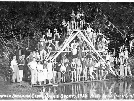 1904-1905 The new Cuckfield Swimming Baths