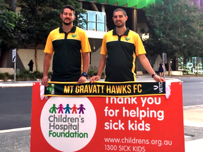 Hawks Unveil New Charity Partner