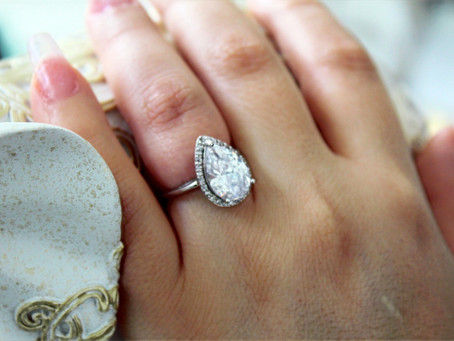 Why should I consider Moissanite instead of any other gemstones for my Engagement Ring?