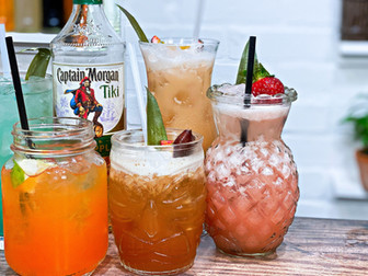 Captain Morgan Tiki Rum Review and Cocktails