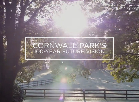 Cornwall Park - 100 year plan