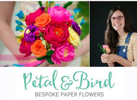Supplier Profile - Clare of Petal & Bird