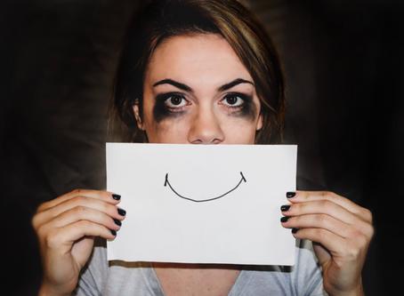 I SMILE, BUT I'M STILL DEPRESSED.