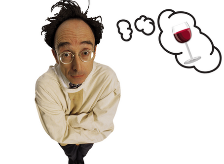 E se il calice di vino fosse come il tuo nuovo amico?