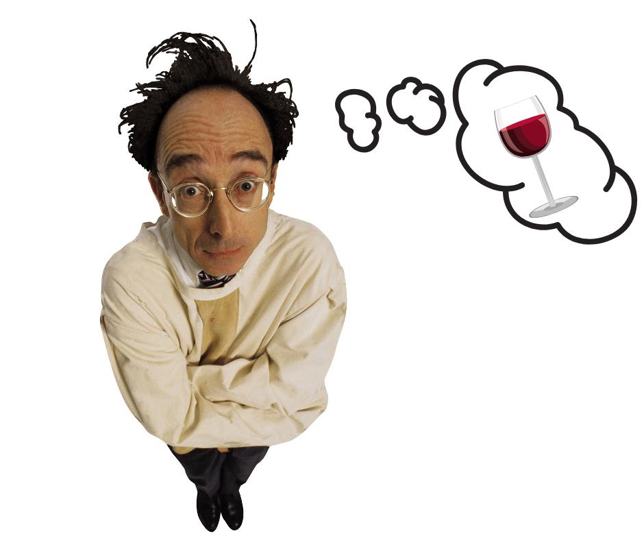 Impazzito per il Vino