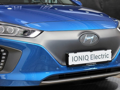 Hyundai's new brand that will consist of only electric vehicles: Ioniq