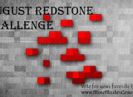 August Redstone Challenge (Day 3) Poll OPEN!!!