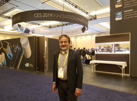 Performix at CES 2019