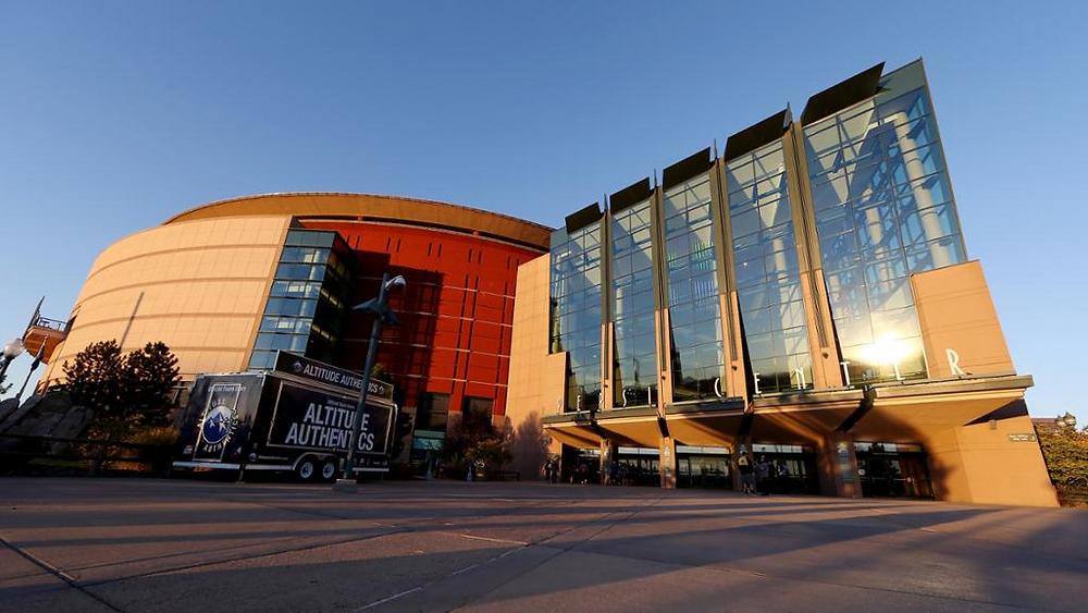 Pepsi Center, Denver Colorado