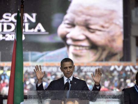 Mandela & Obama: like flies that won't go away