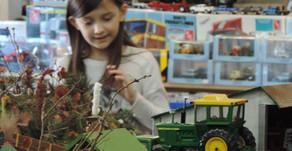 Farm Toy Show a hit