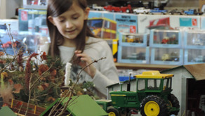 Farm Toy Show a hit