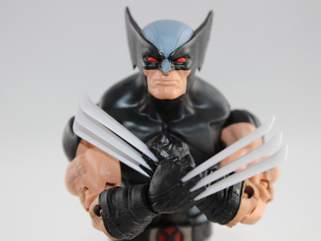 Marvel Legends Wendigo BAF: Wolverine (X-Force)