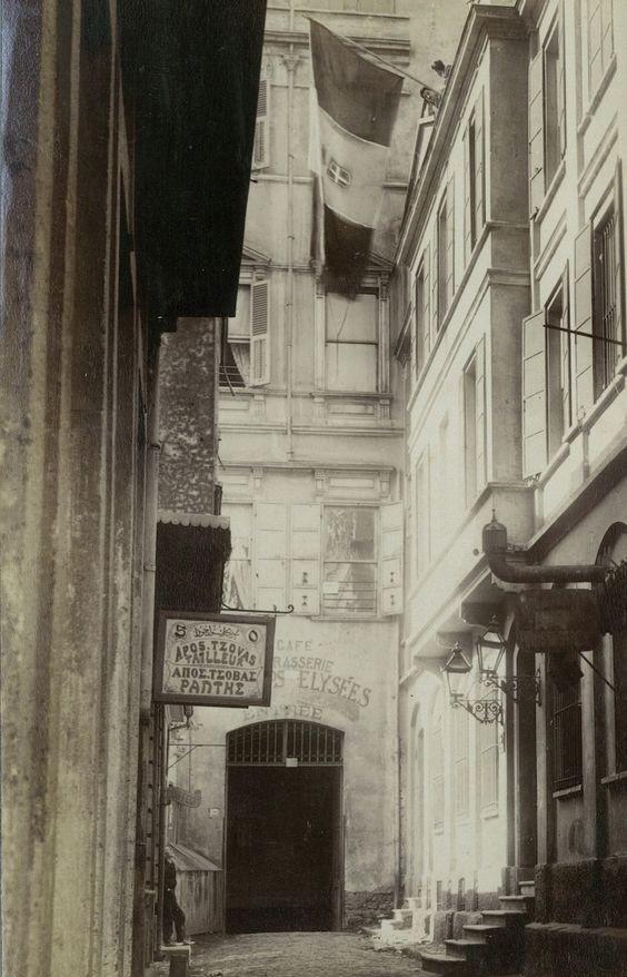 Casa Garibaldi Beyoğlu