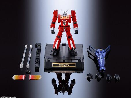 超合金魂 GX-92 伝説巨神イデオン F.A.高価買取します。