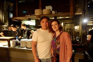 Stuart Lo from Pixelated People with Melanie Duroux - UX Designer at Smokestak