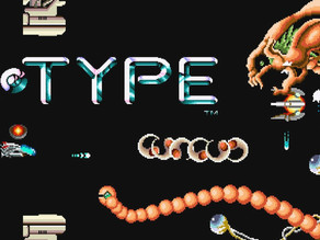 Rtype added to Games