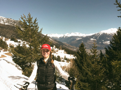 """In Crans-Montana, I feel safe and whole """