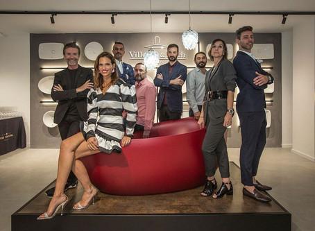 Villeroy & Boch estrena Showroom en Barcelona
