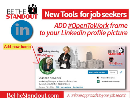 NEW TOOLS ADDED TO LINKEDIN HELPFUL TO JOB SEEKERS