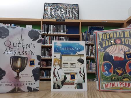 New Teen Books July 2020 Part 2