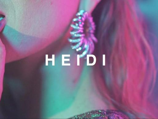 FASHION FILM HEIDI