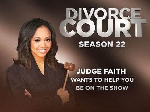 Casting For Divorce Court Season 22