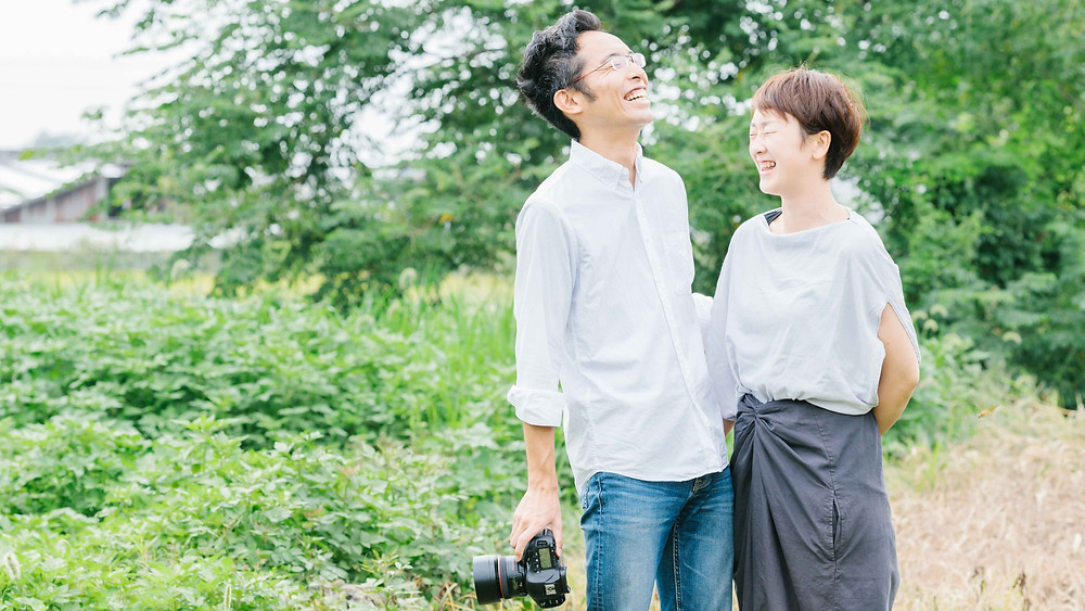 ReiseStudio 夫婦の写真