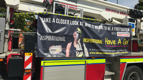 Have a go day, Be a Firefighter