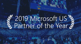 JourneyTEAM Announced as 2019 Microsoft US Partner of the Year — Dynamics 365 for Business Central