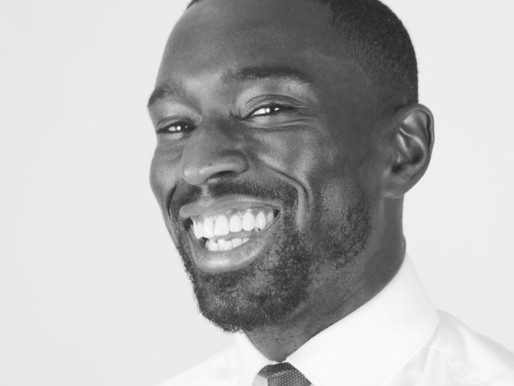 Jeffrey Boakye, author and teacher joins the team...