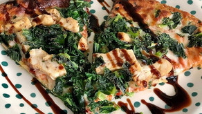 Protein Packed Pizza